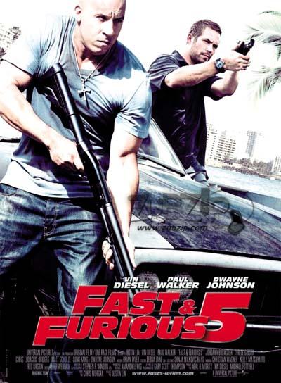 Fast 5 : เร็ว แรง ทะลุนรก 5